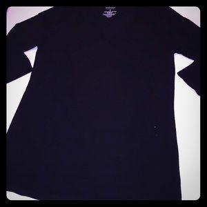 Sonoma Life + Style 1/2 Sleeve Tonic Small
